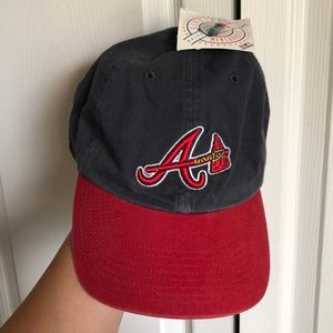 Atlanta Braves Baseball Hat Medium